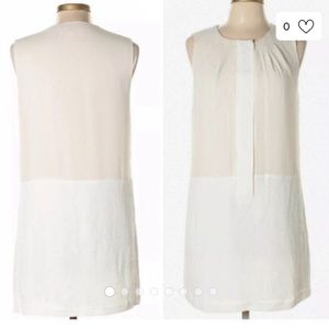 J Brand Ivory Dress